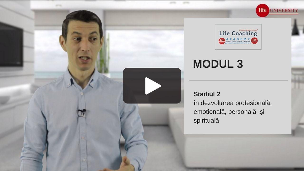 modul 3 - life coaching