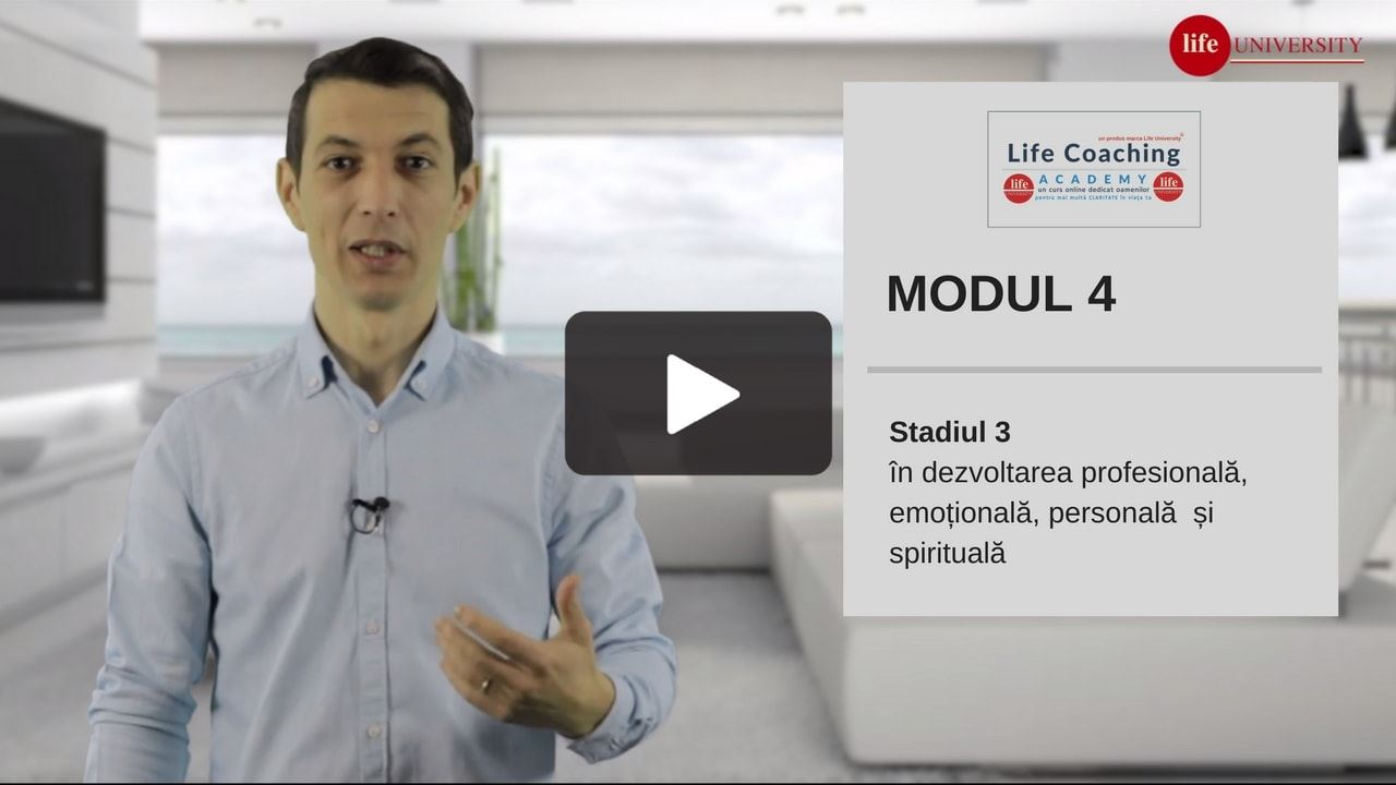 modul 4 - life coaching academy