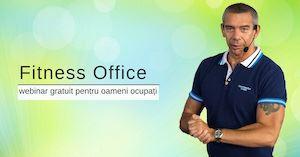 webinar fitness office