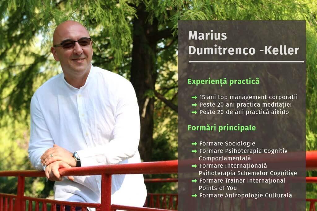 mindfulness Marius Dumitrenco
