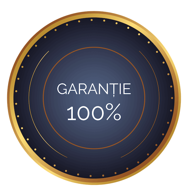 garantie 100 % Curs vanzari