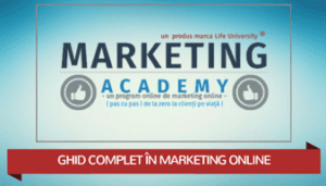 curs marketing