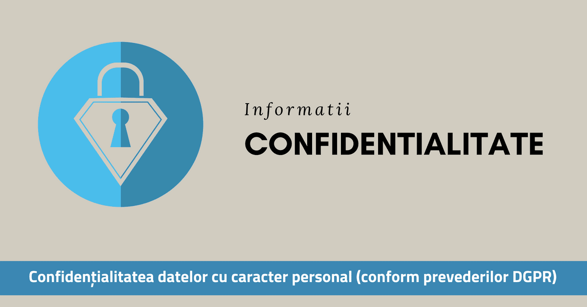 informatii confidentialitate