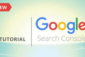 tutorial google search console