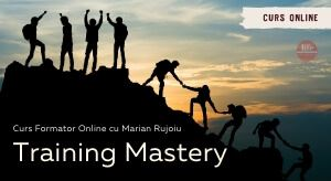 curs formator online Training Mastery